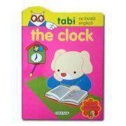 Tabi ne invata engleza. The clock