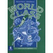 World Class Activity Book pentru clasa a 6-a
