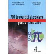 700 de exercitii si probleme pentru clasa a II-a