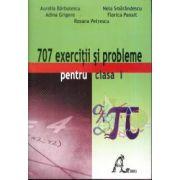 707 exercitii si probleme pentru clasa I