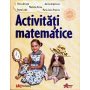 Activitati matematice - Grupa mijlocie