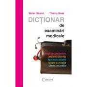 Dictionar de Examinari Medicale