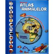 Primul meu Atlas al Animalelor