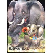 Elefantelul (cartonat)