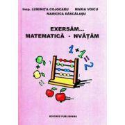 Exersam... matematica-nvatam