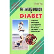 Tratamente naturiste in diabet