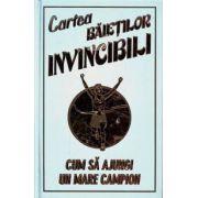 Cartea Baietilor INVINCIBILI - Cum sa ajungi un mare campion