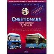 2010 - Chestionare pentru categoriile C, CE si D