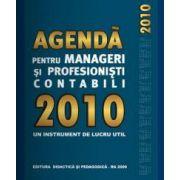 Agenda pentru manageri si profesionisti contabili 2010