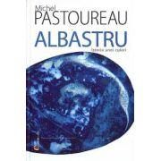 ALBASTRU. Istoria unei culori