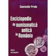 Enciclopedie de numismatia antica in Romania