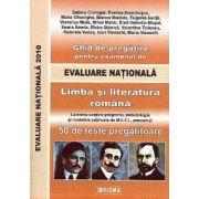 Ghid de pregatire pentru examenul de Evaluare Nationala 2010 - Limba si literatura romana