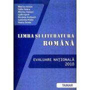 Limba si literatura romana-Evaluare nationala 2010