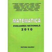 Matematica. Evaluare nationala 2010