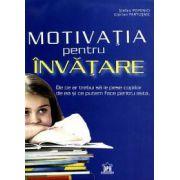 Motivatia pentru invatare