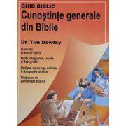 Ghid biblic. Cunostinte generale din Biblie