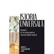 Istoria universala. Vol. 1-3