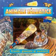 In lumina. Animale salbatice