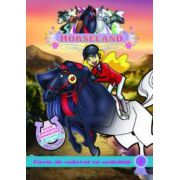 Horseland - Incearca si vei reusi. Carte de colorat cu activitati