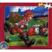 Puzzle - Degetel