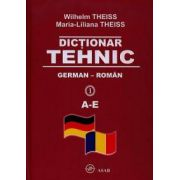 Dictionar Tehnic German-Roman (4 Vol.)