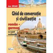 Ghid de conversatie si civilizatie roman-german, cu suport multimedia
