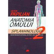 Anatomia omului. Vol. 2: Splanhnologia