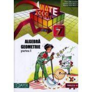 Mate 2000+10/11 Clasa a 7-a. Algebra, Geometrie, partea I