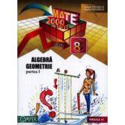 Mate 2000+10/11 Clasa a 8-a. Algebra, Geometrie, partea I