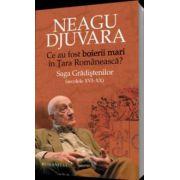 """Ce au fost """"boierii mari' în Ţara Românească? Saga Grădiştenilor (secolele XVI-XX)"""