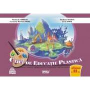 Caiet de Educatie plastica clasa a II-a