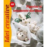 Figurine şi ornamente din aluat