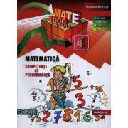 Mate 2000+10/11 - Competente si performanta. Clasa 4