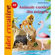 Animale exotice din margele