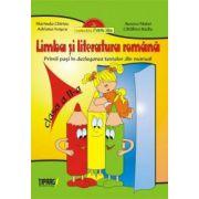 Limba si literatura romana cls a II-a. Primii pasi in dezlegarea textelor din manual (Pitila)