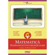 Olimpiade si concursuri scolare, matematica, clasele IV-V, 2008