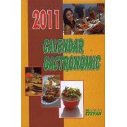 2011 - Calendar Gastronomic