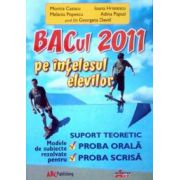 BAC 2011 pe intelesul elevilor