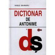 Dictionar de antonime (cartonat)