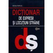Dictionar de expresii si locutiuni straine (cartonat)