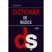 Dictionar de muzica (cartonat)