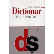 Dictionar de prenume (brosat)