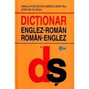 Dictionar Englez-Roman, Roman-Englez (cartonat)