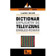 Dictionar explicativ de televiziune englez-roman