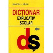 Dictionar explicativ scolar (cartonat)