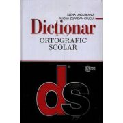 Dictionar ortografic scolar (cu elemente de punctuatie) (cartonat)