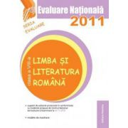Evaluare Nationala 2011 - Limba si literatura romana