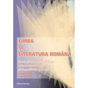 Limba si literatura romana - Ghid de pregatirea concursurilor si olimpiadelor scolare: clasele V-VI. Vol.IV