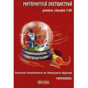 Matematica distractiva pentru clasele I-IV, Concursul International de Matematica Aplicata Cangurul