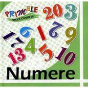 Primele mele cuvinte: Numere